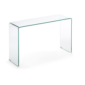 LaForma Glazen Side-table 'Burano', 125 x 40 cm