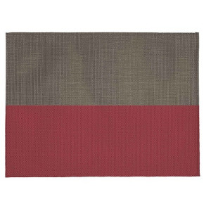 ZicZac Placemat 33x45 cm Duo - Rood