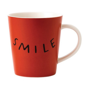 Royal Doulton Ellen DeGeneres Mok 475 ml - Smile
