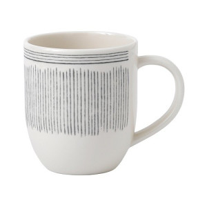 Royal Doulton Ellen DeGeneres Mok 400 ml - Grey Lines