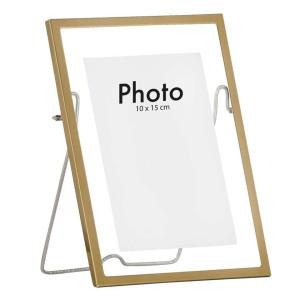 Fotolijst Haarlem - goud - 15x20 cm - Leen Bakker