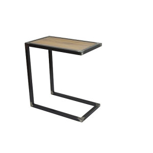 Spinder Design Divani Bijzettafel 30x50x54 - Blacksmith