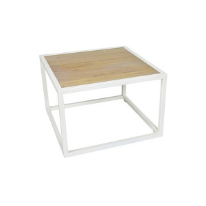 Spinder Design Diva Salontafel 60x60x40 - Wit