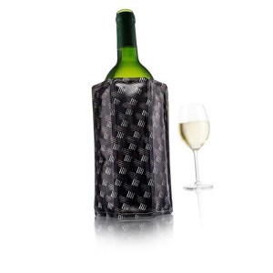 Vacuvin Active Wine Wijnkoeler - Wicker