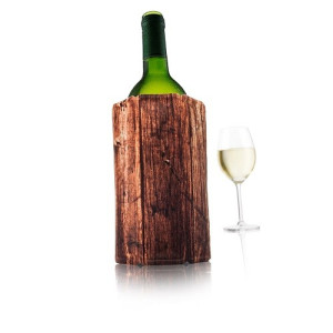 Vacuvin Active Wine Wijnkoeler - Wood