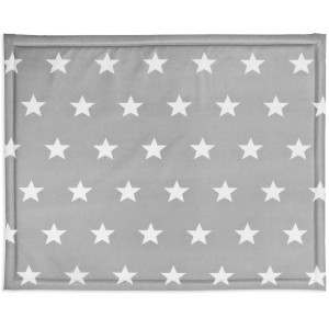Jollein Boxkleed 75x95 cm Little Star dark grey 018-512-65009