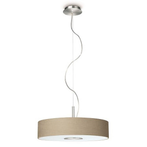 Philips InStyle Flora Hanglamp - Nikkel