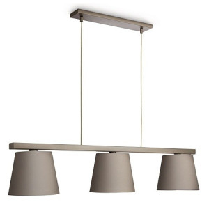 Philips InStyle Shady Hanglamp - Grijs
