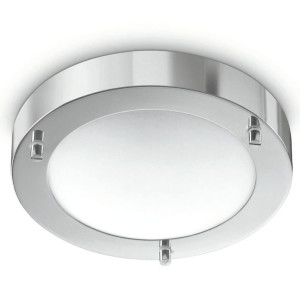 Philips myBathroom Plafondlamp Treats chroom 320091116