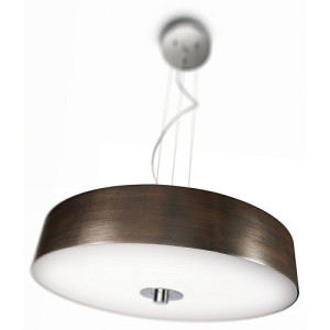 Philips Ecomoods Fair Hanglamp - Chroom