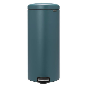 Brabantia NewIcon Pedaalemmer 30 L Mineral Reflective Blue