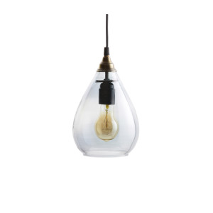 BePureHome Simple hanglamp large grijs Grijs