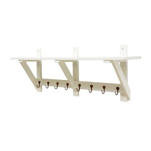Timzowood Living Console Maine Kapstok - Wit