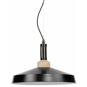 It's about Romi Detroit Hanglamp - Zwart