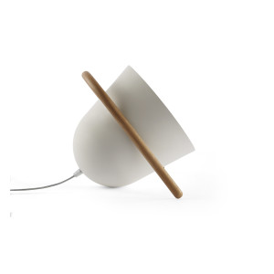 Elma - Portable floor lamp - White