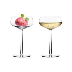 Iittala Essence Cocktailglas 310 ml Set van 2 - Helder