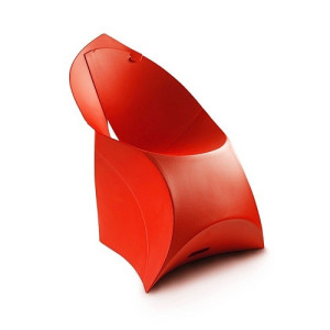Flux Chair - Rood