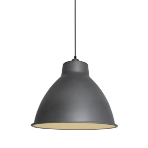 LABEL51 hanglamp 'Dome', kleur Burned Steel