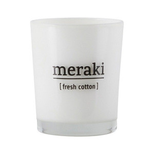 Meraki Geurkaars 6,7 cm - Fresh Cotton