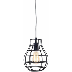 It's about Romi Pittsburgh Hanglamp - Zwart