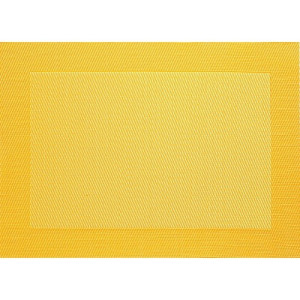 Asa Selection Placemat 33 x 46 cm - Geel