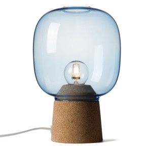 PICIA TABLE LAMP PLACID BLUE