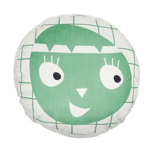 Roomblush Mini Arrows Grid Kussen 40 cm Arrows - Groen
