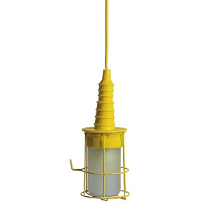 Seletti Ubiqua Design Industrie Lamp - Geel