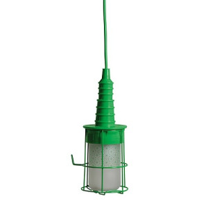 Seletti Ubiqua Design Industrie Lamp - Groen