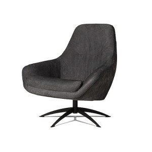 Dyyk Specter Fauteuil - Antraciet