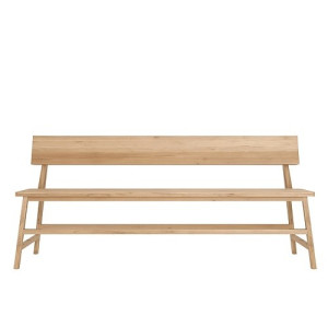 Ethnicraft Oak N3 Bank - 180 cm