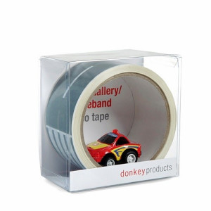 Donkey Products Speel Tape - Wegen en Auto
