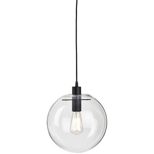 It's About Romi Warsaw Hanglamp Glasbol Ø 30 cm - Transparant