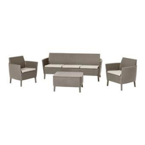 Allibert Salemo 5-zits Loungeset