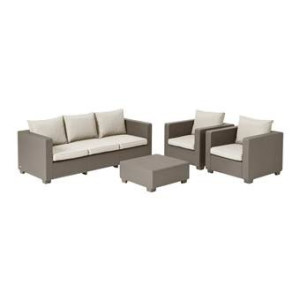 Allibert Salta 5-zits Loungeset