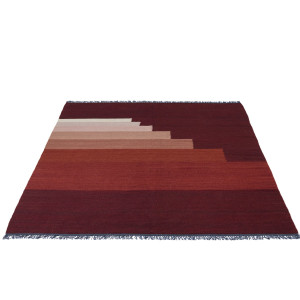 &tradition Another Rug vloerkleed 170x240 Red Vulcano