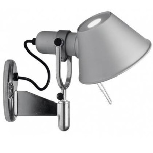 Artemide Tolomeo Faretto Halo Switch Wandlamp