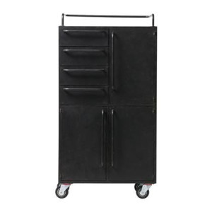 BePureHome Black Beauty Kast