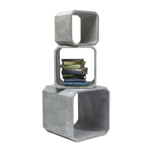 Kare Design Square Betonnen kubussen set Square