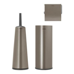 Brabantia ReNew Toiletaccessoires - Set van 3