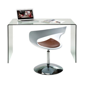 Kare Design Clear Club Bureau glas design Clear Club