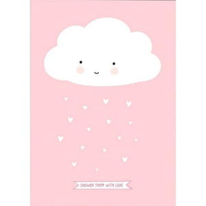 A Little Lovely Company Poster - Cloud