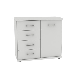 commode Bienne 4 laden en 1 deur