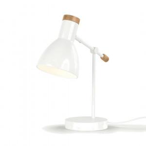 Cohen nachtkast lamp, wit