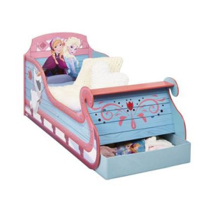 Disney Frozen Slee Kinderbed met Lades