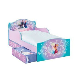 Disney Frozen StoryTime Kinderbed met lades