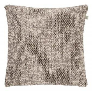 Dutch Decor Sierkussen Emmal 45x45 cm taupe