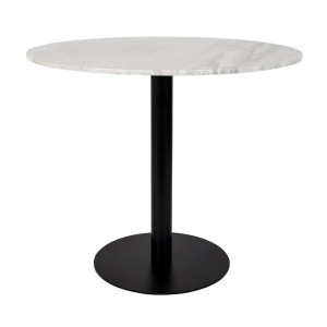 Zuiver Marble king 90 Eettafel rond