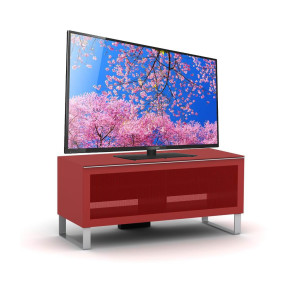 Elmob Exclusive Small TV meubel Rood