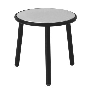 Emu Yard Coffee Table bijzettafel staal black 50